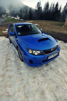 Roadtrip 15 Subaru WRX STI