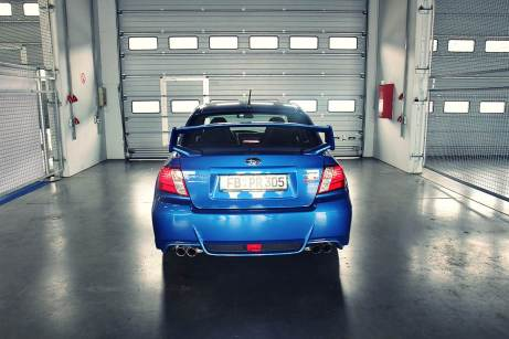 Roadtrip 19 Subaru WRX STI
