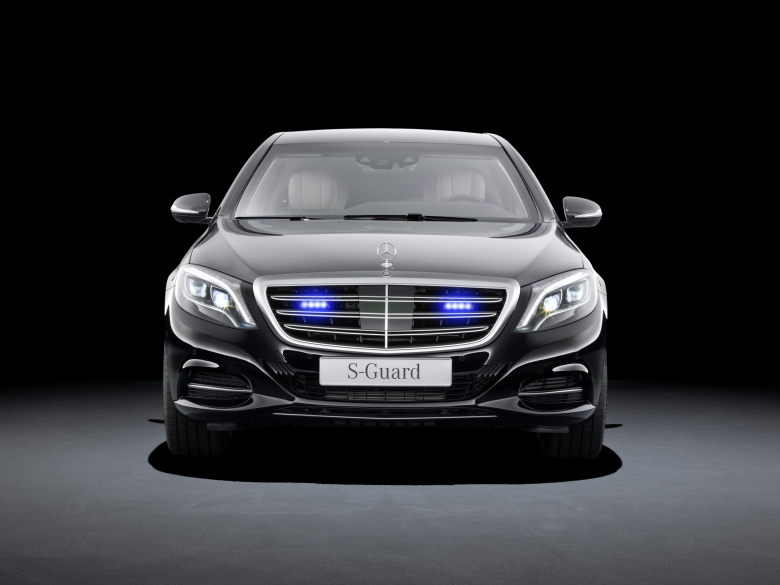 Mercedes-Benz S-Klasse Guard
