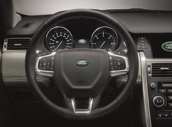 Weltpremiere: Land Rover Discovery Sport 2015