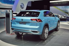 VW Cross Coupe GTE 27 NAIAS 2015