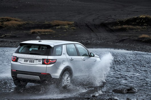 Land Rover discovery Sport14 Indus silbern