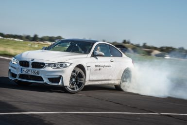News: Drifttraining bei BMW Am liebsten quer