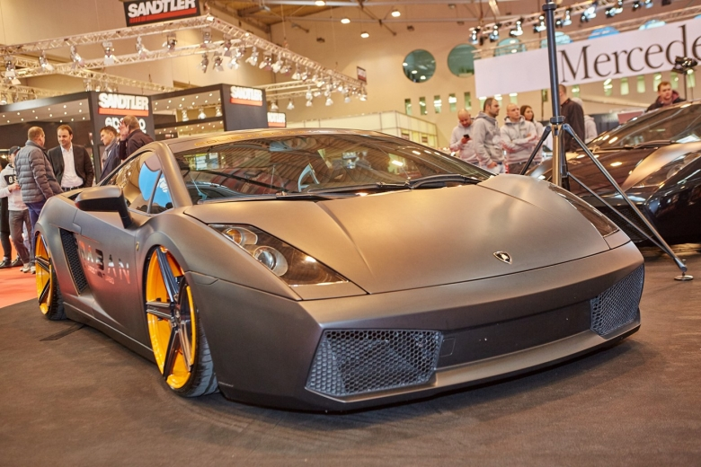 Motorshow Essen 2015006 Praban Gallerdo V10 Bi-Turbo