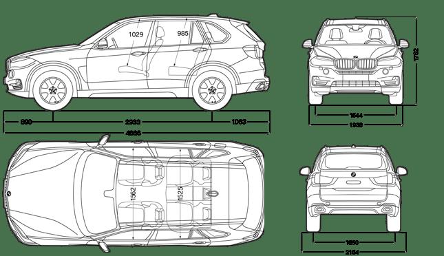 Autohullut.fi test: 2014 BMW X5 30d F15 review