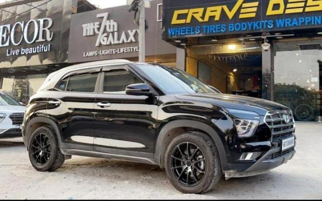 Hyundai Creta alloy wheels