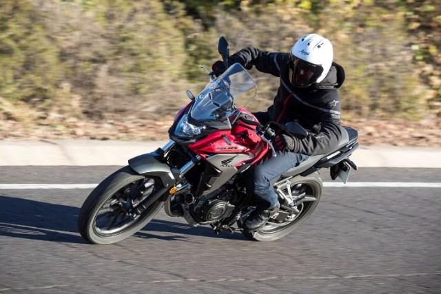 Honda CB500X Price