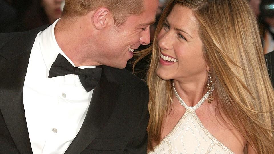 Jennifer Aniston So reagiert ExMann Brad Pitt auf die