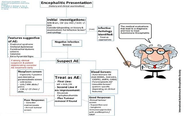 Encephalitis Presentation treatment 2 1 - Diagnosis