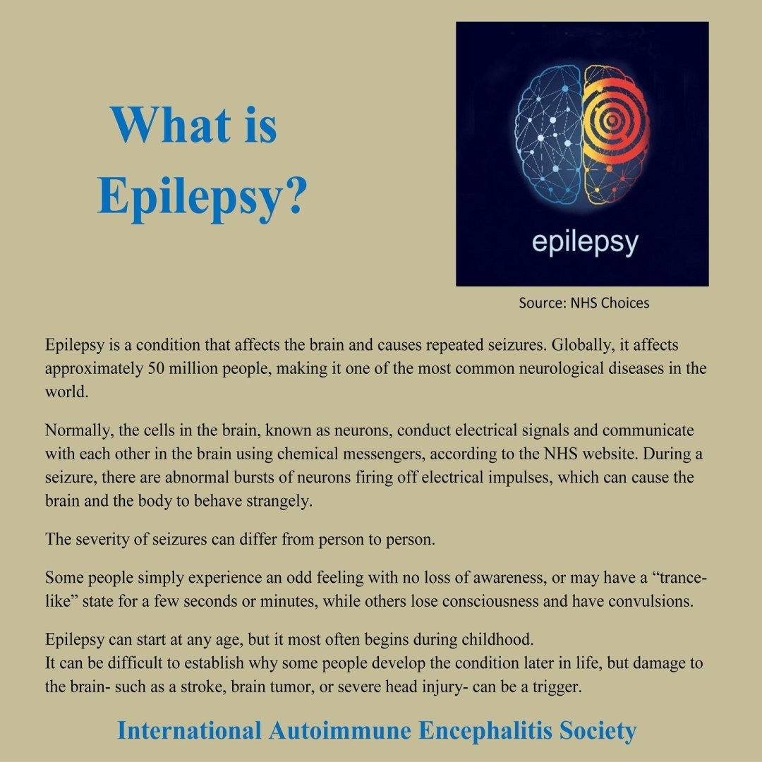 What is Epilepsy