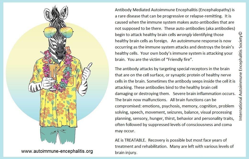 AE defined - Memes About Autoimmune-Encephalitis