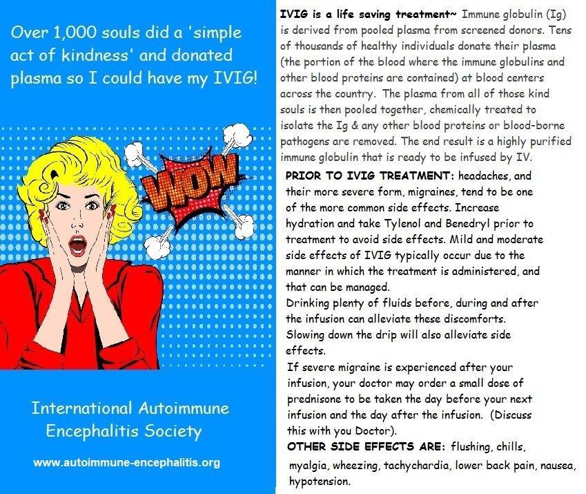 IVIG - Memes About Autoimmune-Encephalitis