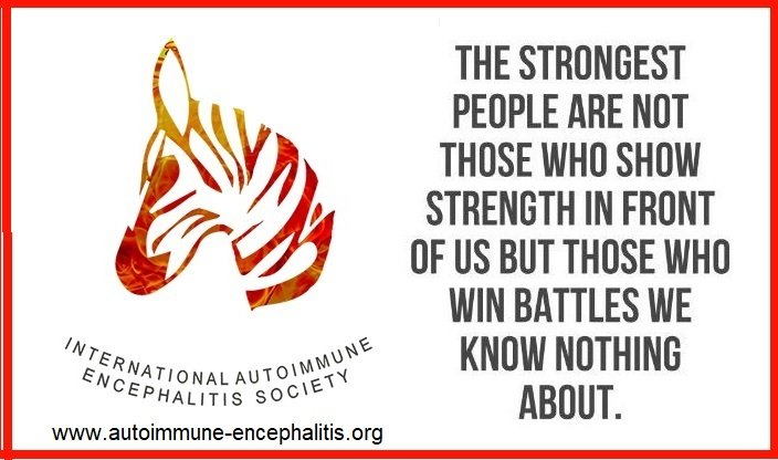 The strongest people battles - Memes About Autoimmune-Encephalitis