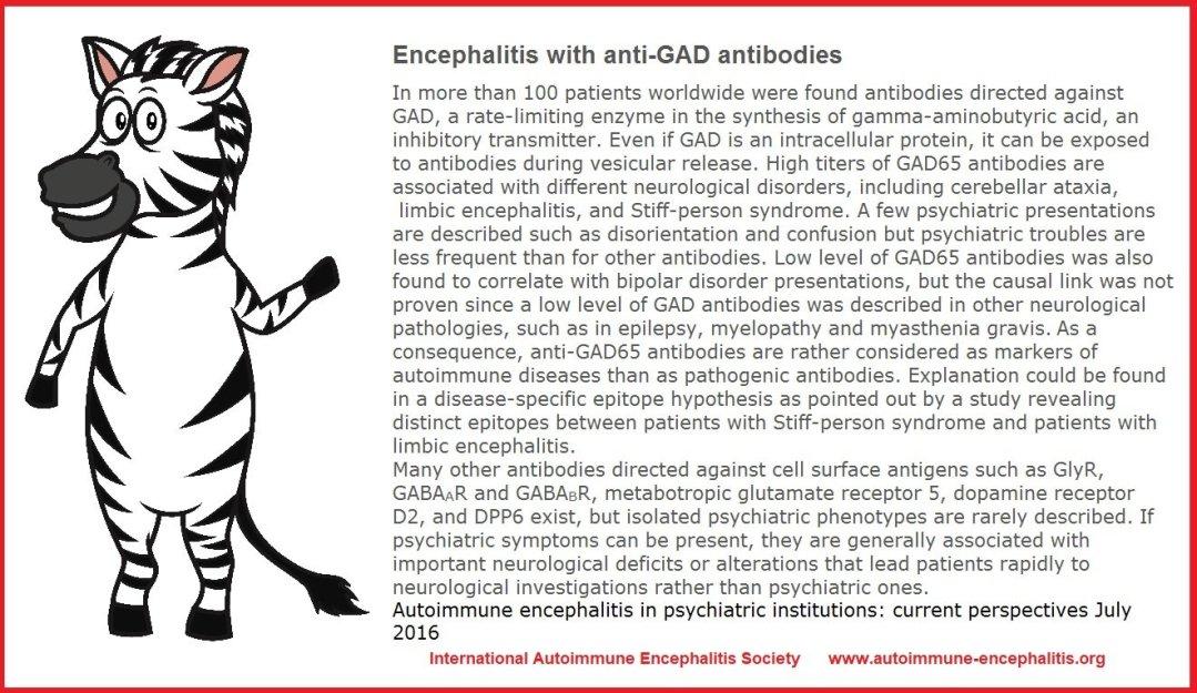 anti GAD - Memes About Autoimmune-Encephalitis