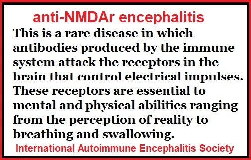 nmdar attack receptors - Memes About Autoimmune-Encephalitis