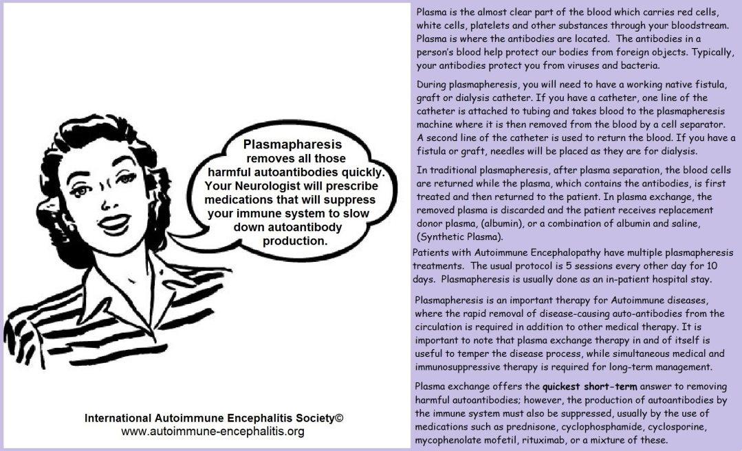 plasma - Memes About Autoimmune-Encephalitis