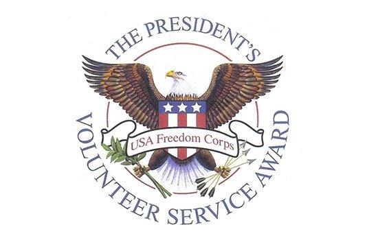 presidential volunteer - VOLUNTEER