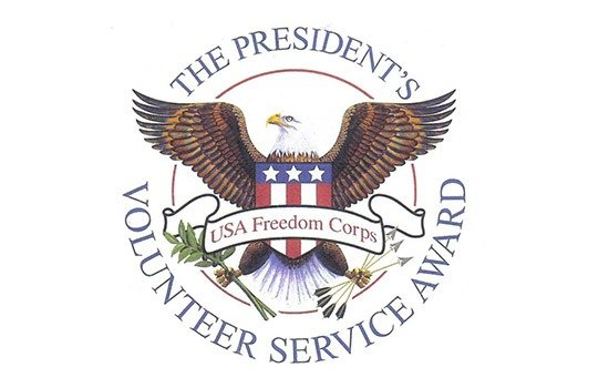 presidential volunteer - VOLUNTEER