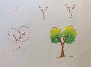 tree - Cognitive Exercises for AE Patients