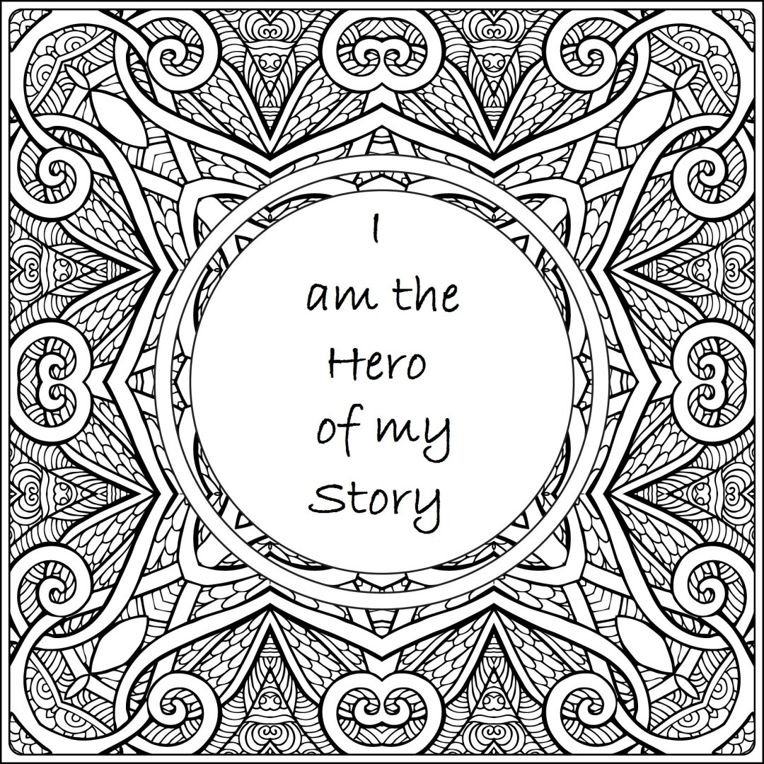 I am the hero of my story - Cognitive Exercises for AE Patients