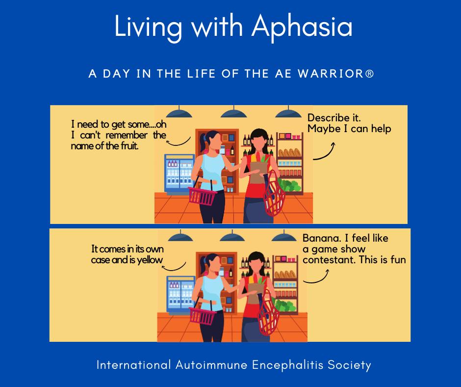 Living with aphasia 3 28 2021 FB - Memes About Autoimmune-Encephalitis