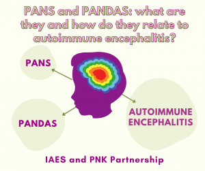 Pandas Pans AE Facebook Post e1629575242579 - Autoimmune Encephalitis Handouts and Fact Sheets