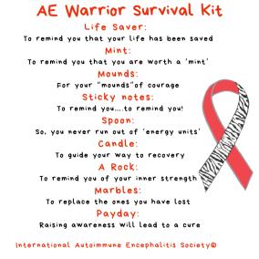 AE Warrior Survival Kit  4 x 4  Social Media Post - Downloads