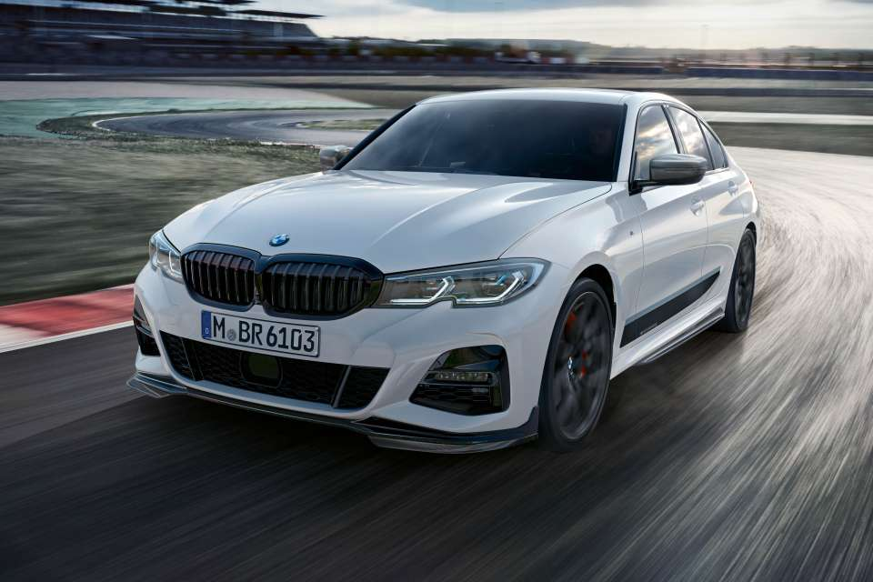 2019 Bmw 3 Series M Performance Is Ready For The Track Day