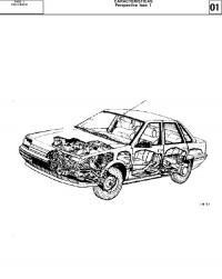 Инструкция по эксплуатации и руководство по ремонту Renault 21