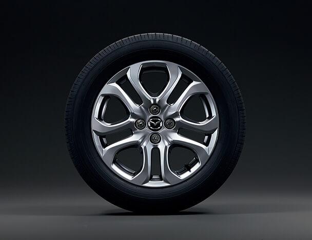 185/60R16タイヤ&16インチアルミホイール(高輝度塗装)