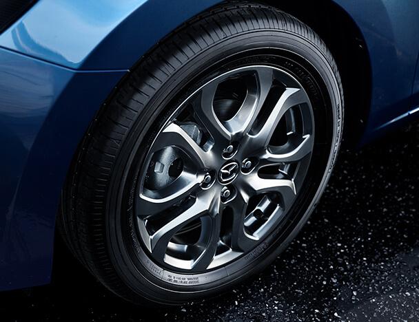 185/60R16タイヤ&16インチアルミホイール(高輝度ダーク塗装)