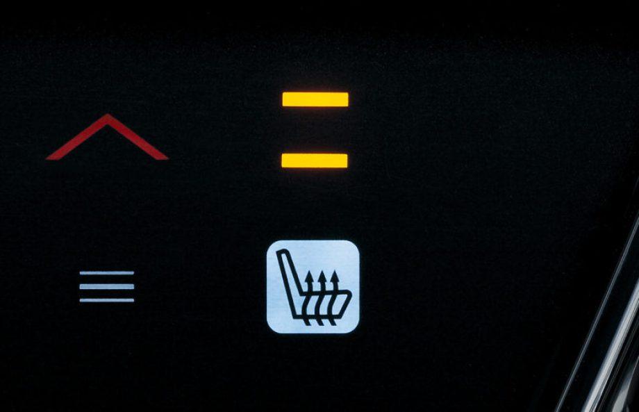 運転席&助手席シートヒーター