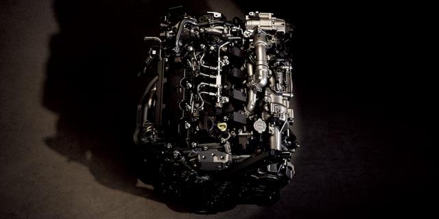 マツダ3のSKYACTIV-Xエンジン