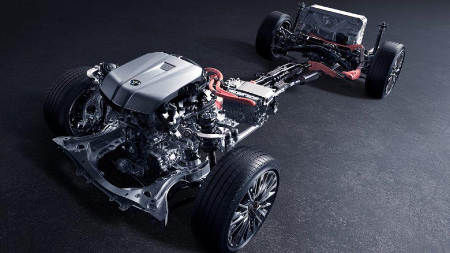 3.5L V6エンジン