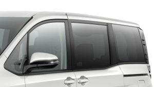 UVカットグリーンガラス&UVカット機能付プライバシーガラス
