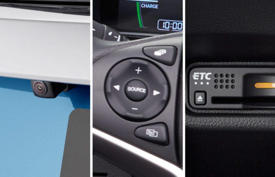 ナビ装着用スペシャルパッケージ+ETC車載器