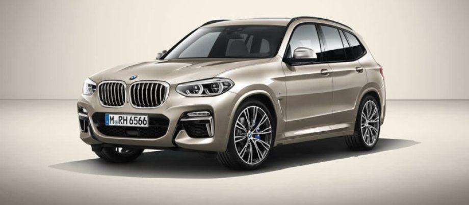 BMW X3シリーズ