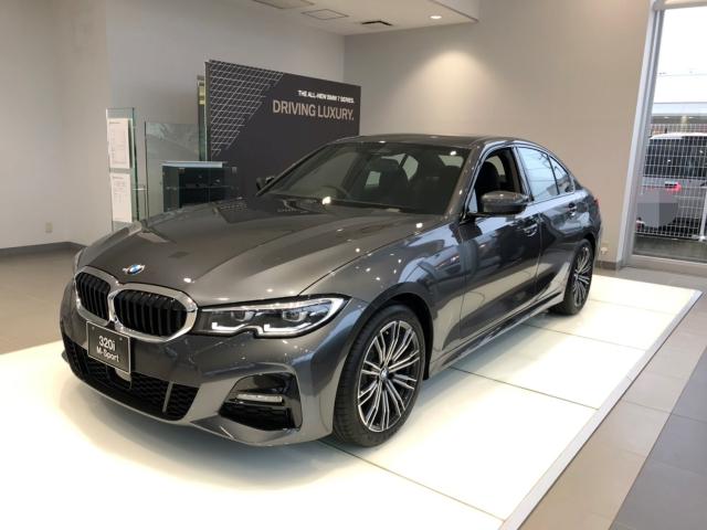 速報!BMW新型3シリーズ情報