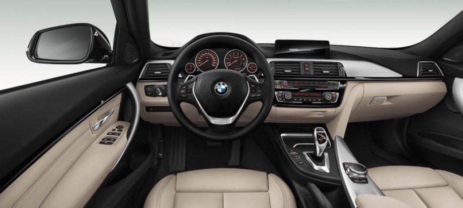 BMW3シリーズのインテリア・内装