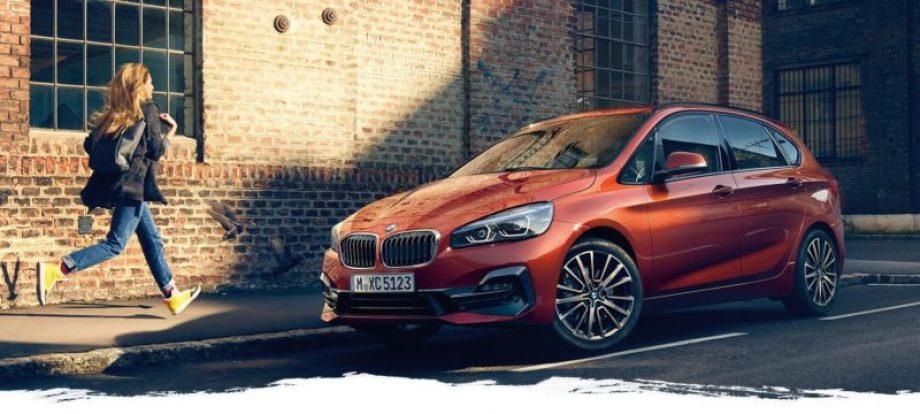 ライバル車 BMW2シリーズ