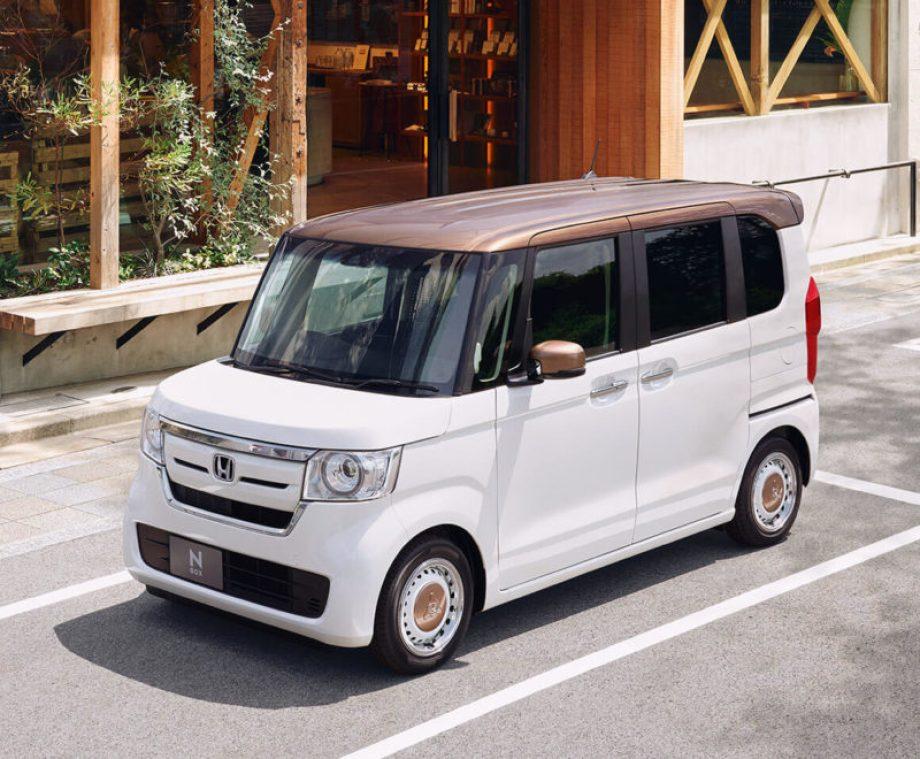 N-BOXの特別仕様車 COPPER BROWN STYLE(カッパーブラウンスタイル)