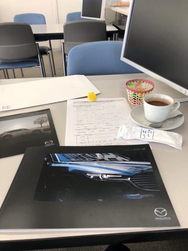 マツダ CX-8 値引き商談のまとめ