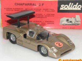 Solido Chaparral 2 F