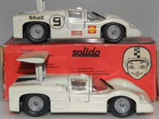 Solido Chaparral S F blanche