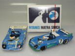 Matra Le Mans aux couleurs Gitanes
