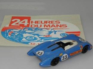 Matra 650 24 Heures du Mans