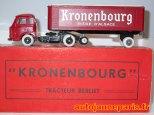 CIJ Saviem Kronenbourg Bière d'Alsace