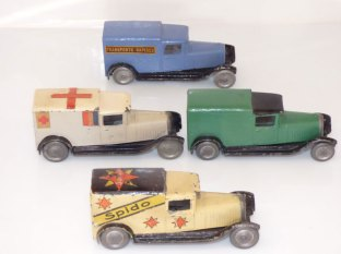 Chenard et Walker camionnettes