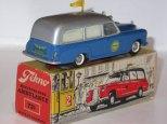 Ambulances Tekno variante exportation