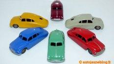 Tatra Tatraplan (variantes de couleur)